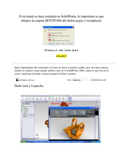 tutorial solidworks crack tutorial como instalar solidworks 2011