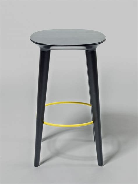 Bar Stool Foot Rest by Counter Height Bar Stool Black Stained Birch