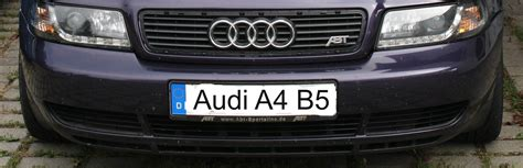 Audi A4 B5 Sto Stange by Audi A4 B5 Stossf 228 Nger Komplett Top Biete Car Audio