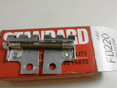 ballast resistor for ford 9n ballast resistor for ford 9n 28 images tractor ballast ebay ford 9n ballast resistor 12volt