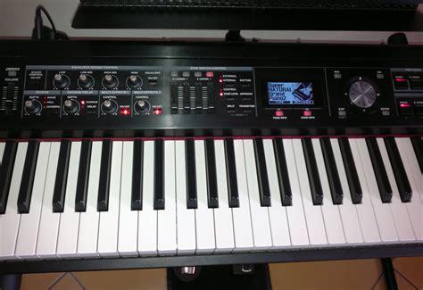 Keyboard Roland Rd 700gx roland rd 700gx image 273578 audiofanzine