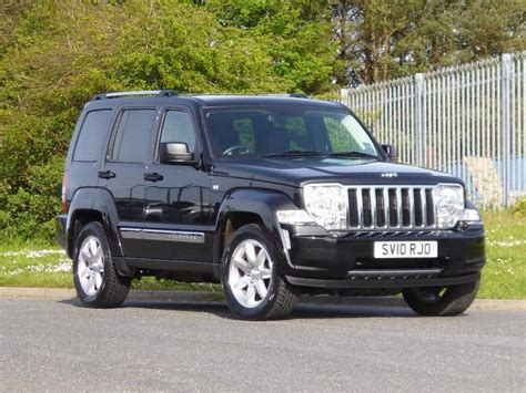 2010 Jeep For Sale Used Jeep 2010 Black Paint Diesel 2 8 Crd Limited