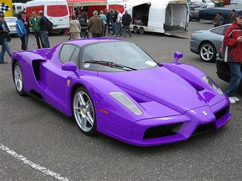 purple ferrari purple ferrari enzo cars ferrari pinterest ferrari