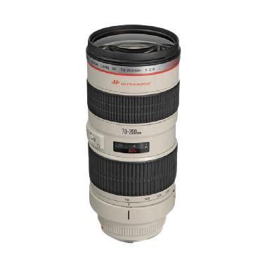 usm blibli jual canon ef 70 200mm f 2 8l usm lensa kamera online