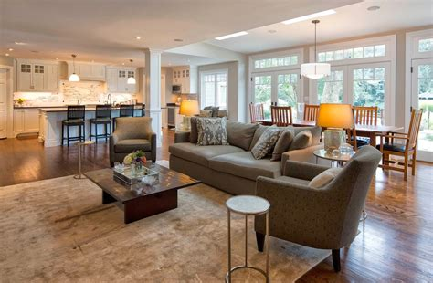 decorating an open floor plan living room decorating open floor plan living room and kitchen
