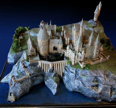 Hogwarts Papercraft - hogwarts papermodel le 3 befane models