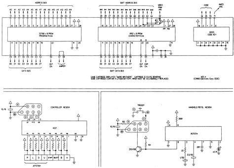 nes power switch schematic nes get free image about