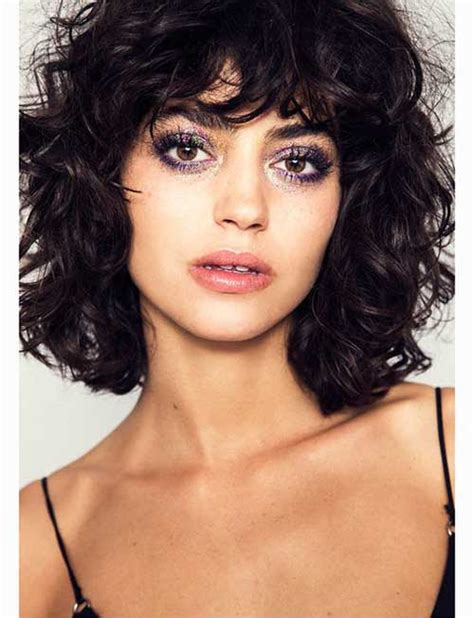 Latest Short Hairstyles with Bangs for 2017   Short