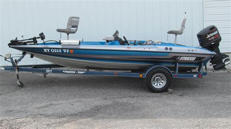 used bass boats vermont stratos bass boats for sale page 1 of 4 boat buys
