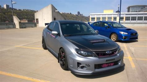 2013 Subaru Wrx Sti Custom Built Sedan