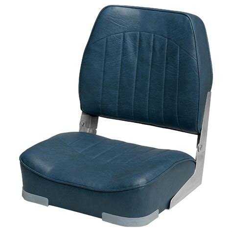 back to back fold down boat seats wise 174 high back fold down boat seat 96419 fold down