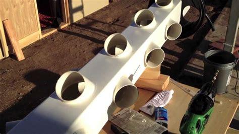 building  hydroponic vertical garden youtube
