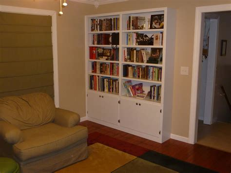 wall units amusing premade built in bookshelves built in