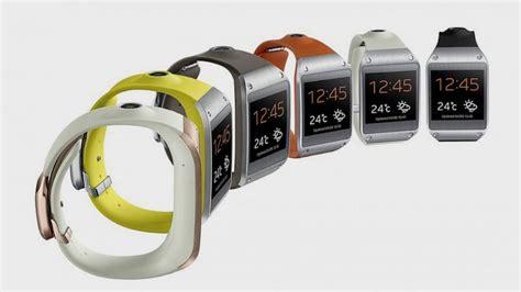 Samsung Smartwatch 1 samsung galaxy gear smartwatch cool material