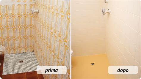 pittura piastrelle bagno come rinnovare le piastrelle di casa