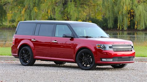 minivan ford 2016 ford flex review minivan for cool dads