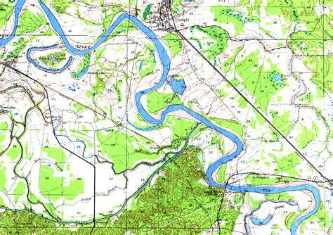 what is a topographic map exles of topographic maps