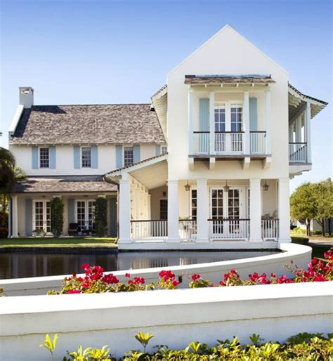 vero housing st augustine style architecture inspiration for new home in vero color