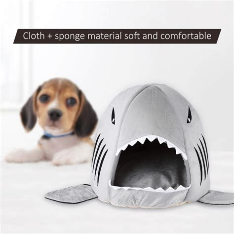 shark bed for dogs popular bed dog shark buy cheap bed dog shark lots from