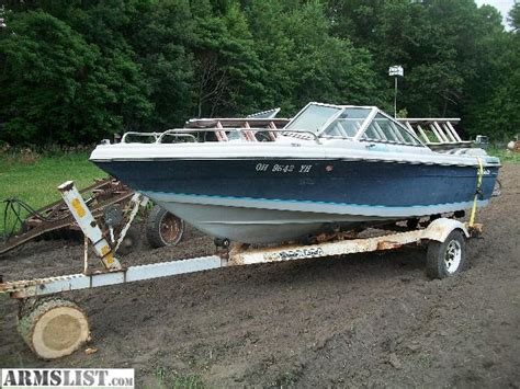 16 ft open boat armslist for sale trade 16 ft open bow boat