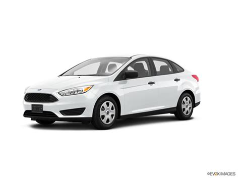 ford focus new and used ford focus vehicle pricing