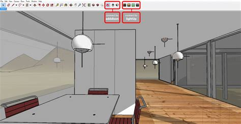 tutorial lightup sketchup improve the quality in sketchup with lightup and walk
