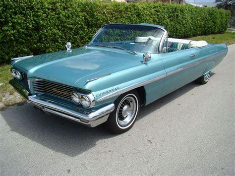 Pontiac Bonneville For Sale by 1962 Pontiac Bonneville Convertible For Sale Just