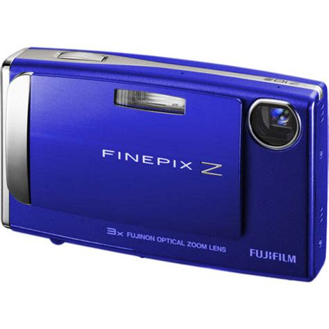 Fujifilm Finepix Z10fd Digital Launches by Fujifilm Finepix Z10fd Digital Wave Blue 15777206 B H