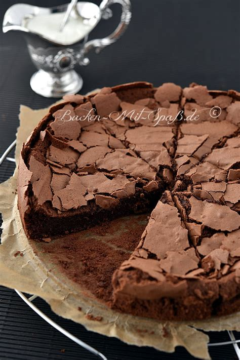 kuchen ohne mehl backen schokoladenkuchen ohne mehl