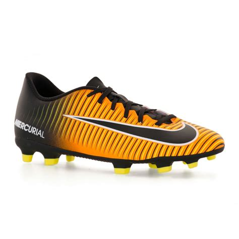 nike orange football shoes nike mens mercurial vortex fg football boots orange