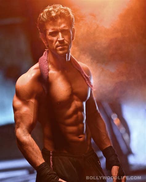hrithik roshan fitness hrithik roshan to write a book on fitness after completing