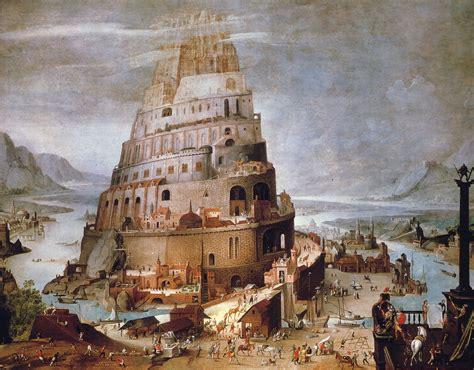 imagenes reales de la torre de babel 191 cu 225 l era la altura de la torre de babel