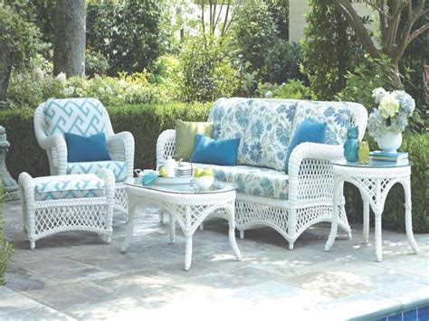 White Outdoor Wicker Furniture by Patio Furniture Table Images Explore Patio Idea
