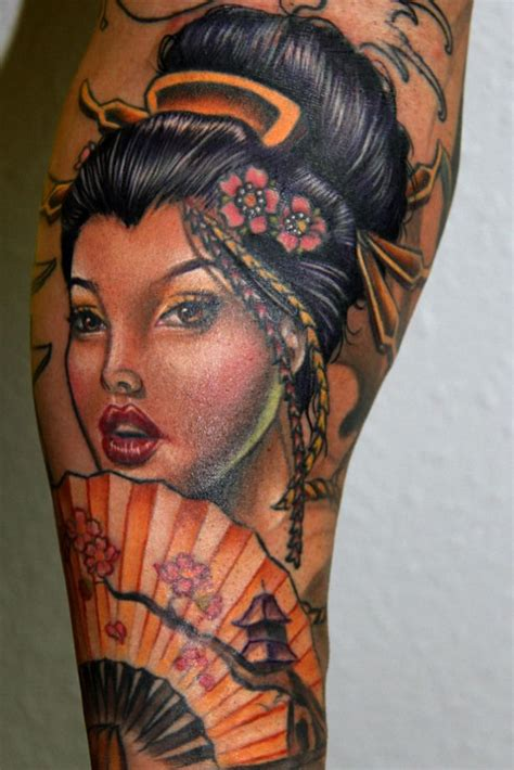 geisha tattoo miami ink 337 best images about ink d on pinterest