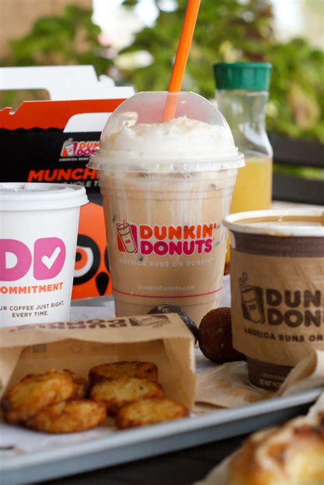 Coffee Dunkin Donut dunkin donuts salted caramel coffee review the two bite