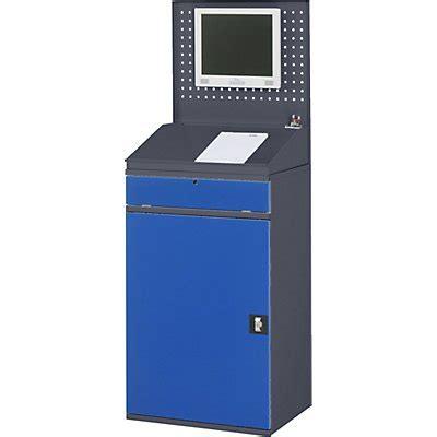 pc schublade rau computer arbeitsstation lochwand schreibpult
