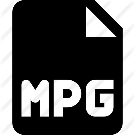 mp g gratis mpg free files and folders icons