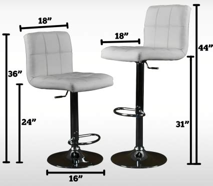 Bar Stool Scratching Floor by High Quality Adjustable Height Padded Bar Stools Set Of 2