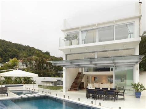 simple beach house designs elegant simple design of beach house white color