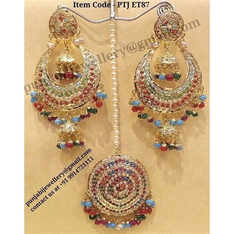jewelry design of punjab 78 best images about jewellery on pinterest wedding wear