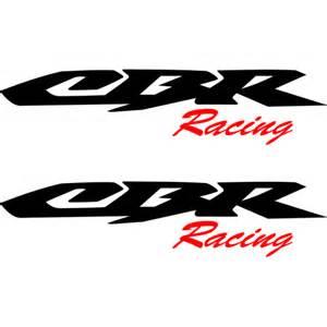 Honda Racing Stickers Honda Cbr Racing Stickers