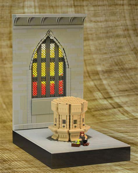 lego harry potter bathroom moaning myrtle lego