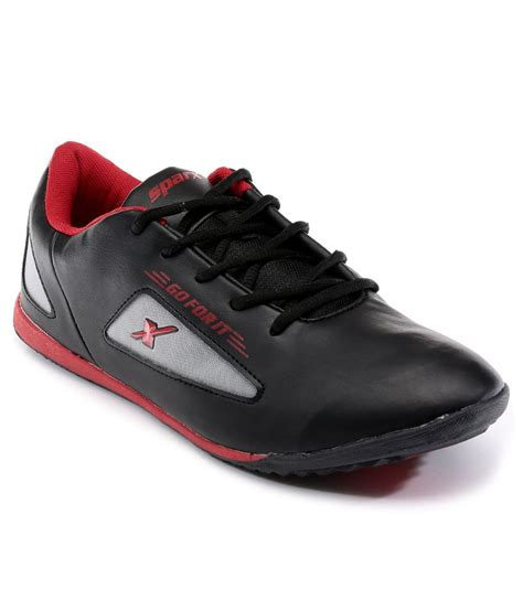 sparx black smart casuals shoes price in india buy sparx