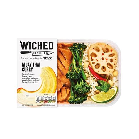 Tescos New Ff Range Just Gets Better by Tesco Launch New Vegan Ready Meal Range From