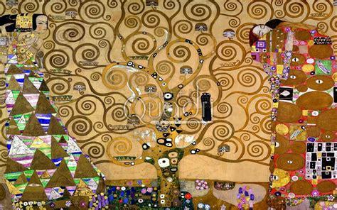 2 la della vita quadro l albero della vita dipinto da gustav klimt