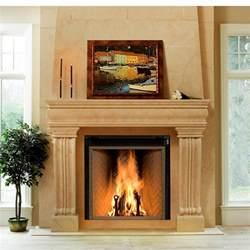 renaissance rumford 1500 woodburning zero clearance