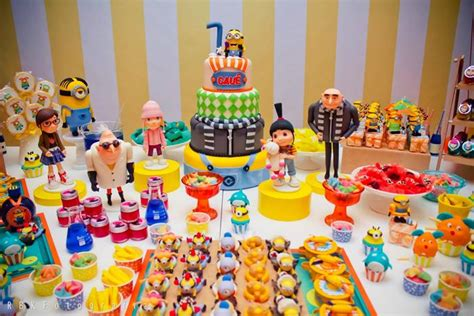 Despicable Me Decorations by Southern Blue Celebrations May 2014