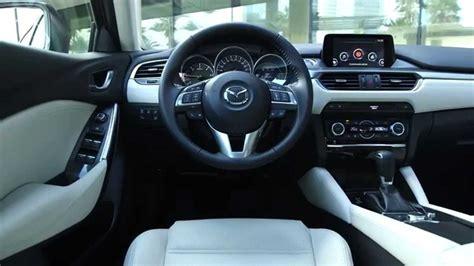 Mazda 6 2015 Interior by 2015 Mazda 6 Interior Design Automototv
