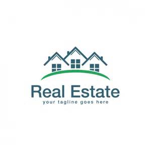 property template free real estate logo template vector free