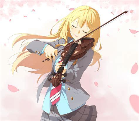 anime girls anime sunset shigatsu wa kimi no uso images shigatsu wa kimi no uso miyazono kaori 10p